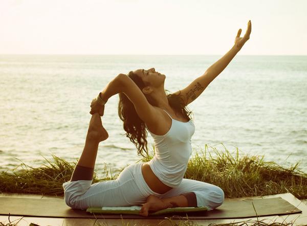 Slabiti cu Yoga